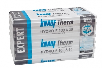 Knauf Therm - Expert Hydro F 100 0,035