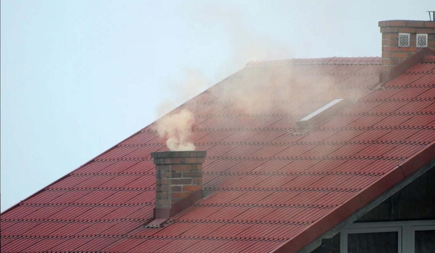 Ocieplenie budynku a smog